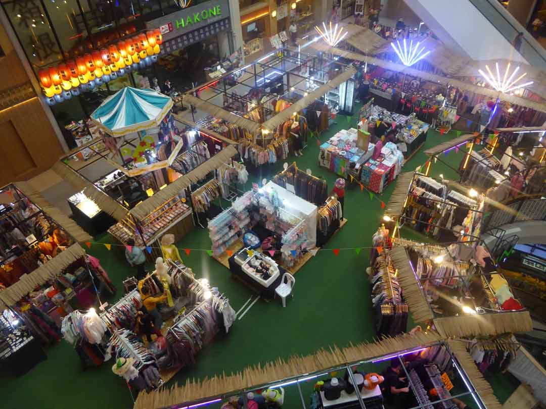 Shopping Malls in Bangkok Gateway Mall