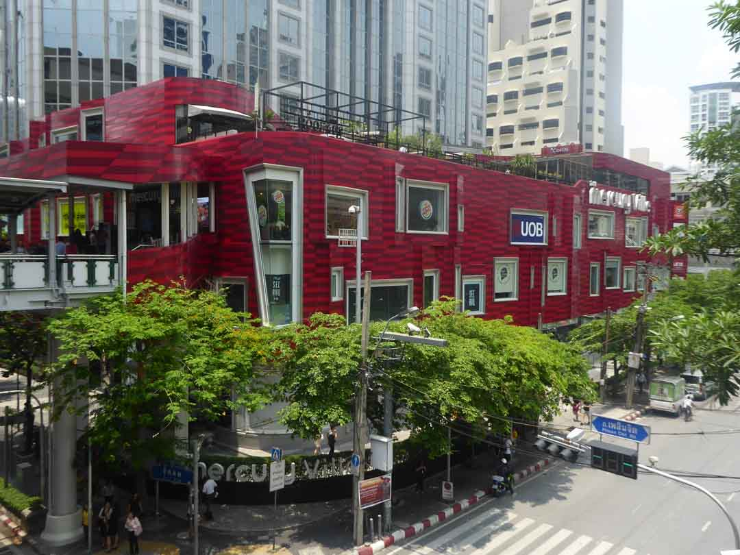 Food Malls in Bangkok - Mercuryville