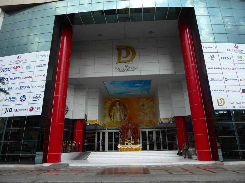 The Palladium Mall Bangkok Shopping in Bangkok