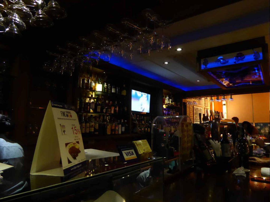 Bourbon Street Pub Bangkok