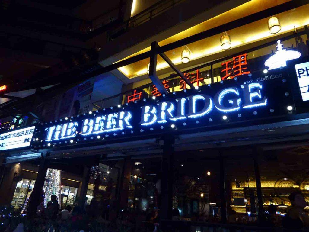 The Beer Bridge Bangkok