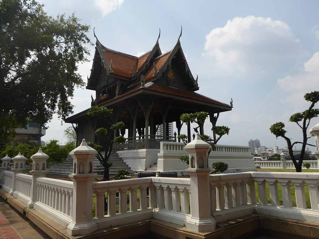 Parks in Bangkok Santicha Prakan Park