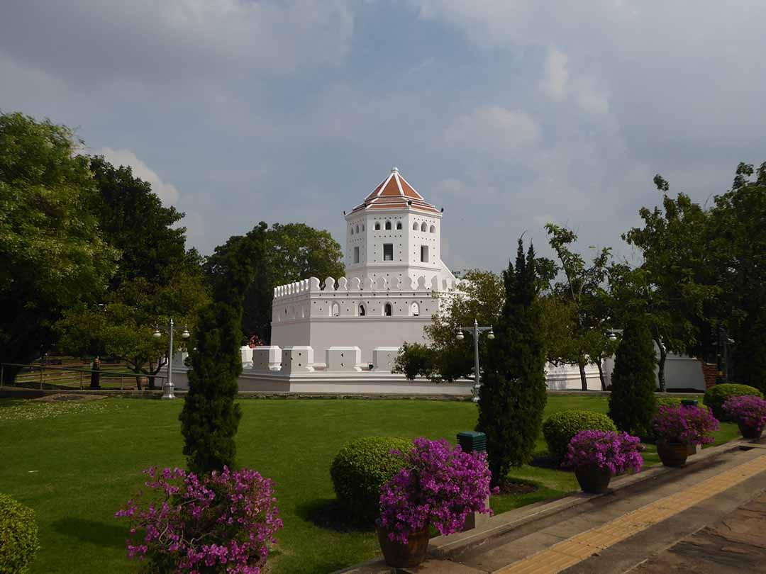 Outdoor Recreation Parks in Bangkok Santicha Prakan Park