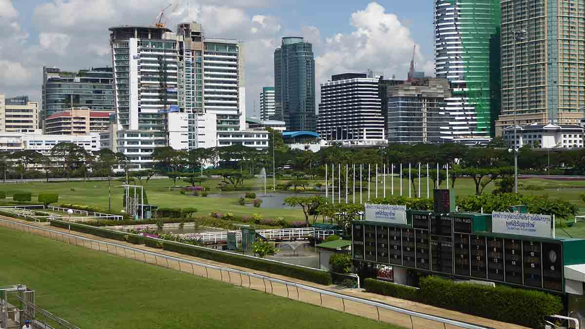 horse racing in Bangkok