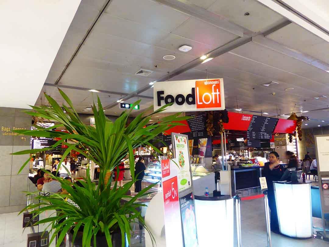 Central Chidlom Department Store Food Loft Bangkok