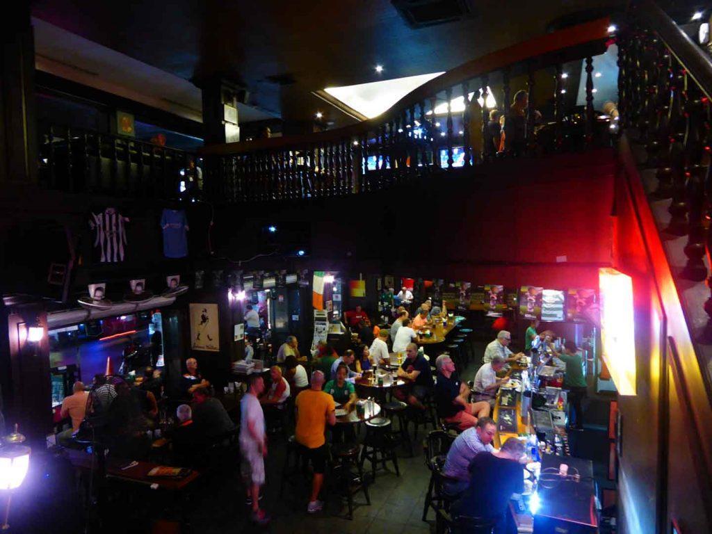 Hanrahans Pub, Nana Bangkok