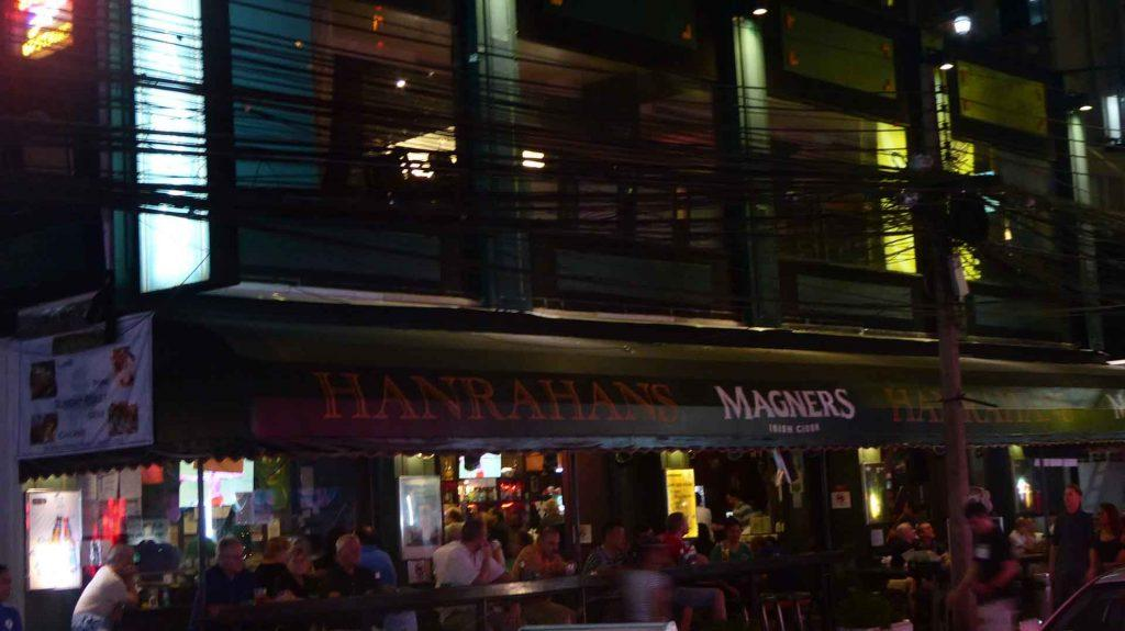 Hanrahans Irish Pub in Nana, Bangkok
