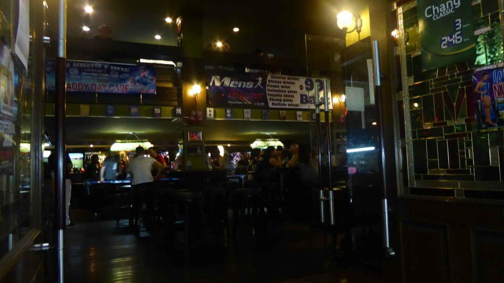 The Game Sports Bar in Bangkok