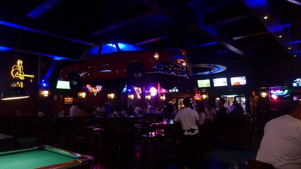 Gullivers Tavern Bangkok