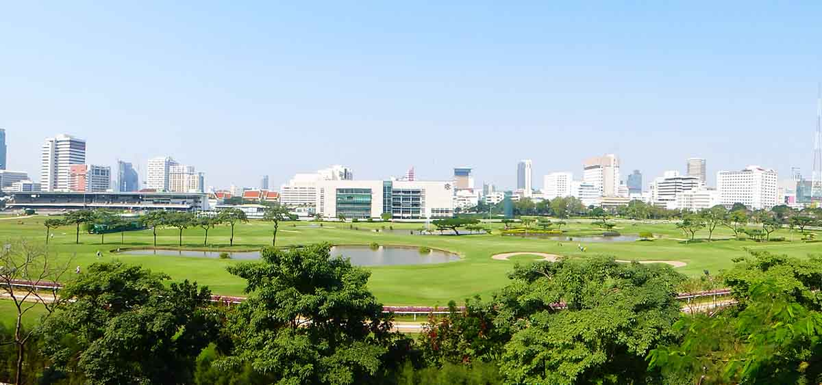 golf in Bangkok