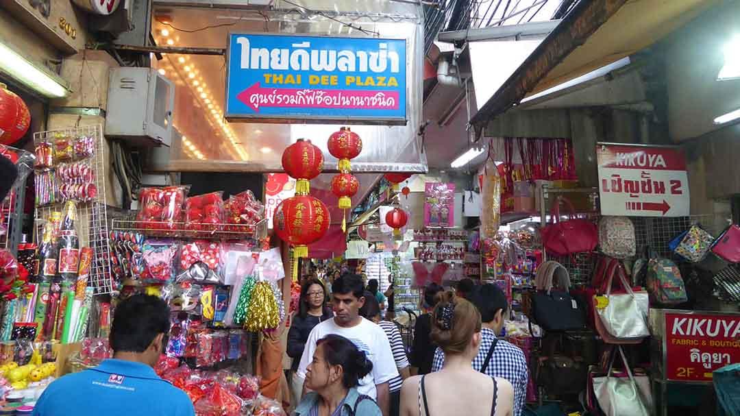 Sampeng Market - Markets in Bangkok
