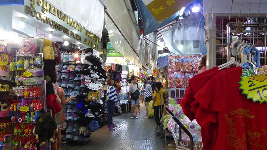 Sampeng Market - Markets in Bangkok