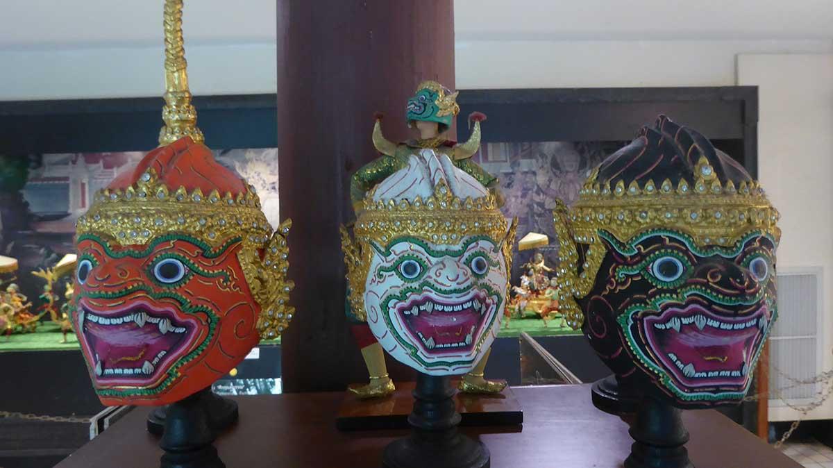 Suan Pakkad Palace Museum Bangkok