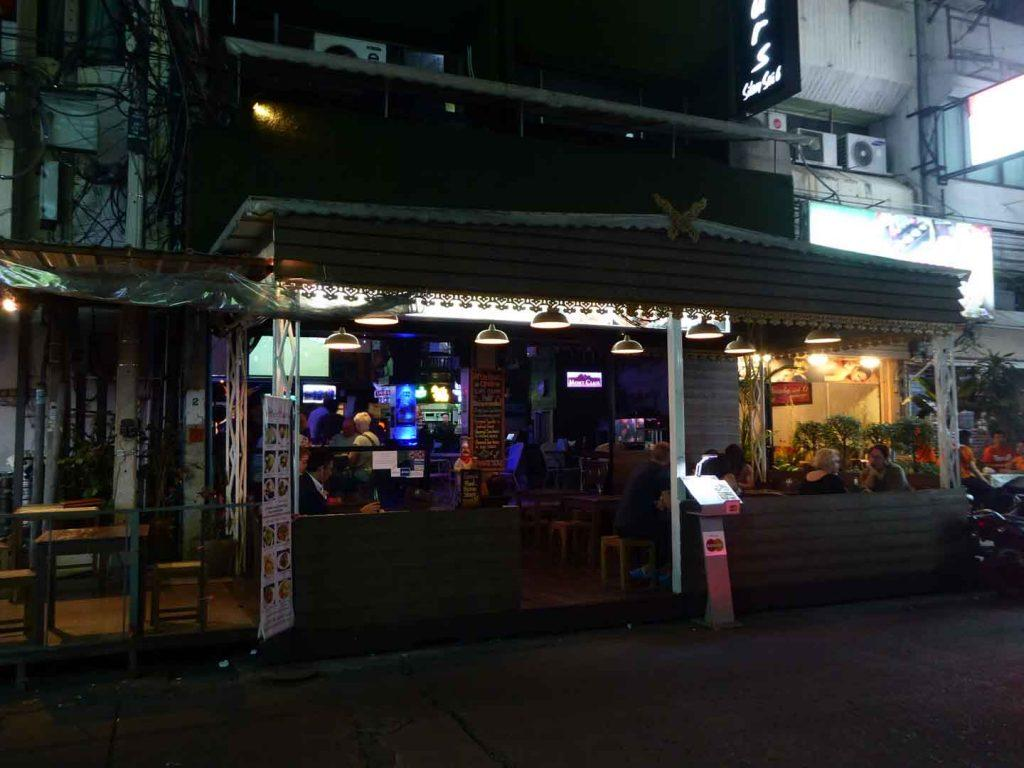 After Hours Bar, Silom, Bangkok