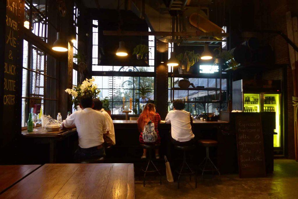 The Sheepshank bar in Bangkok