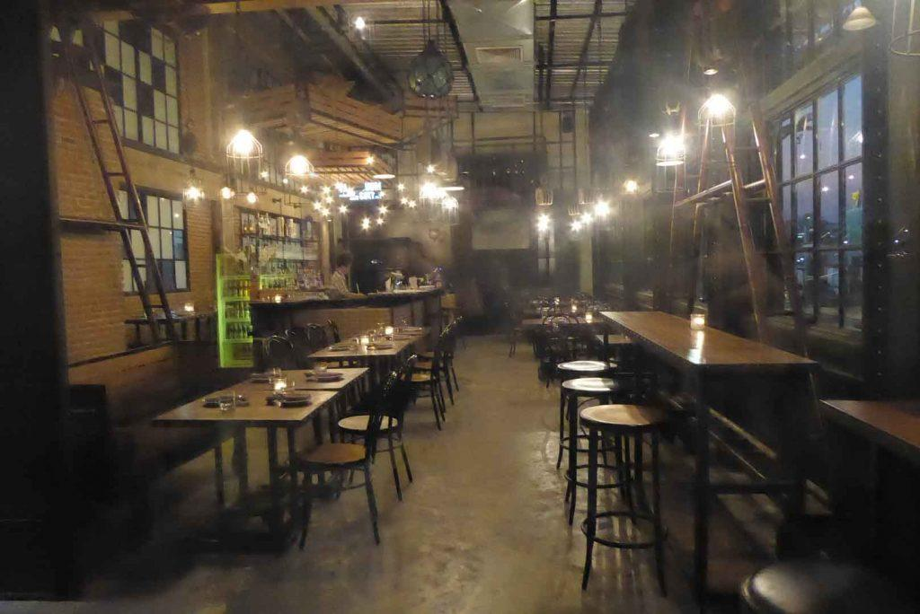 The Sheepshank restaurant and bar in Bangkok