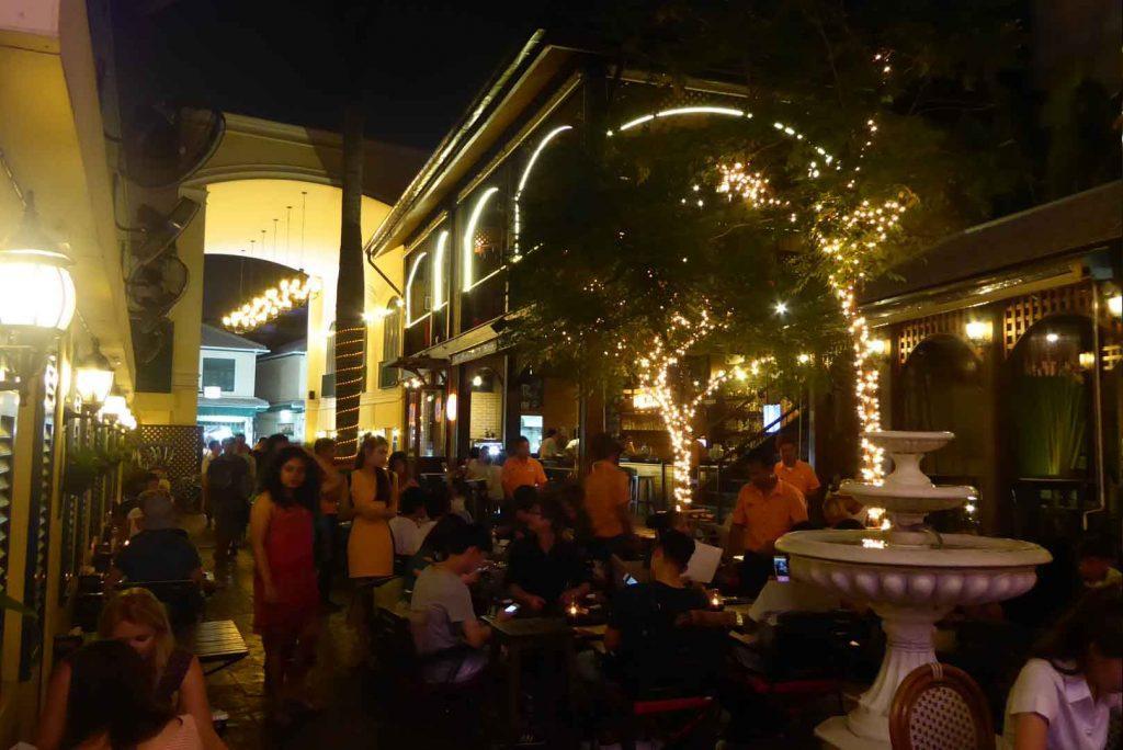 Buddy Beer Khaosan Road Bangkok