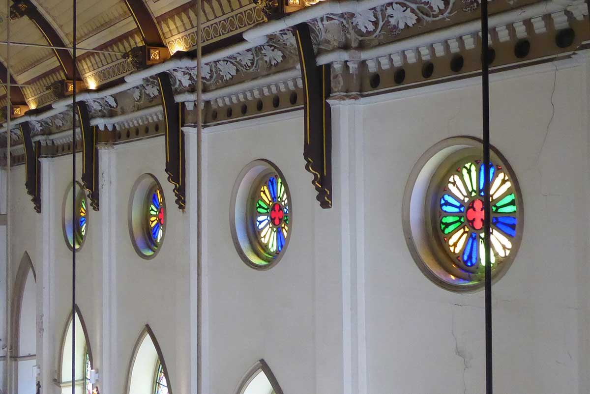 Kalawar Church (Holy Rosary) in Bangkok