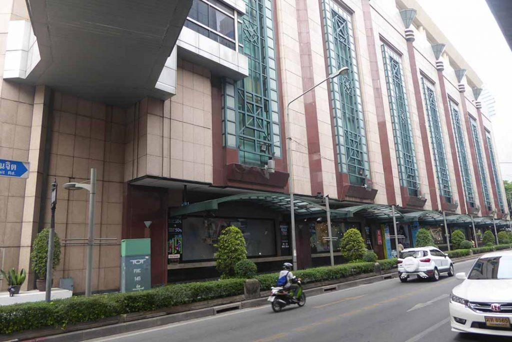 Central Chidlom Department Store