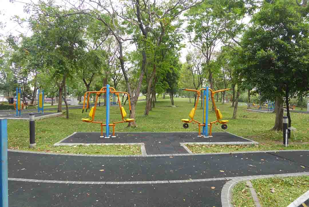 Outdoor Recreation Parks in Bangkok Benjakiti Park