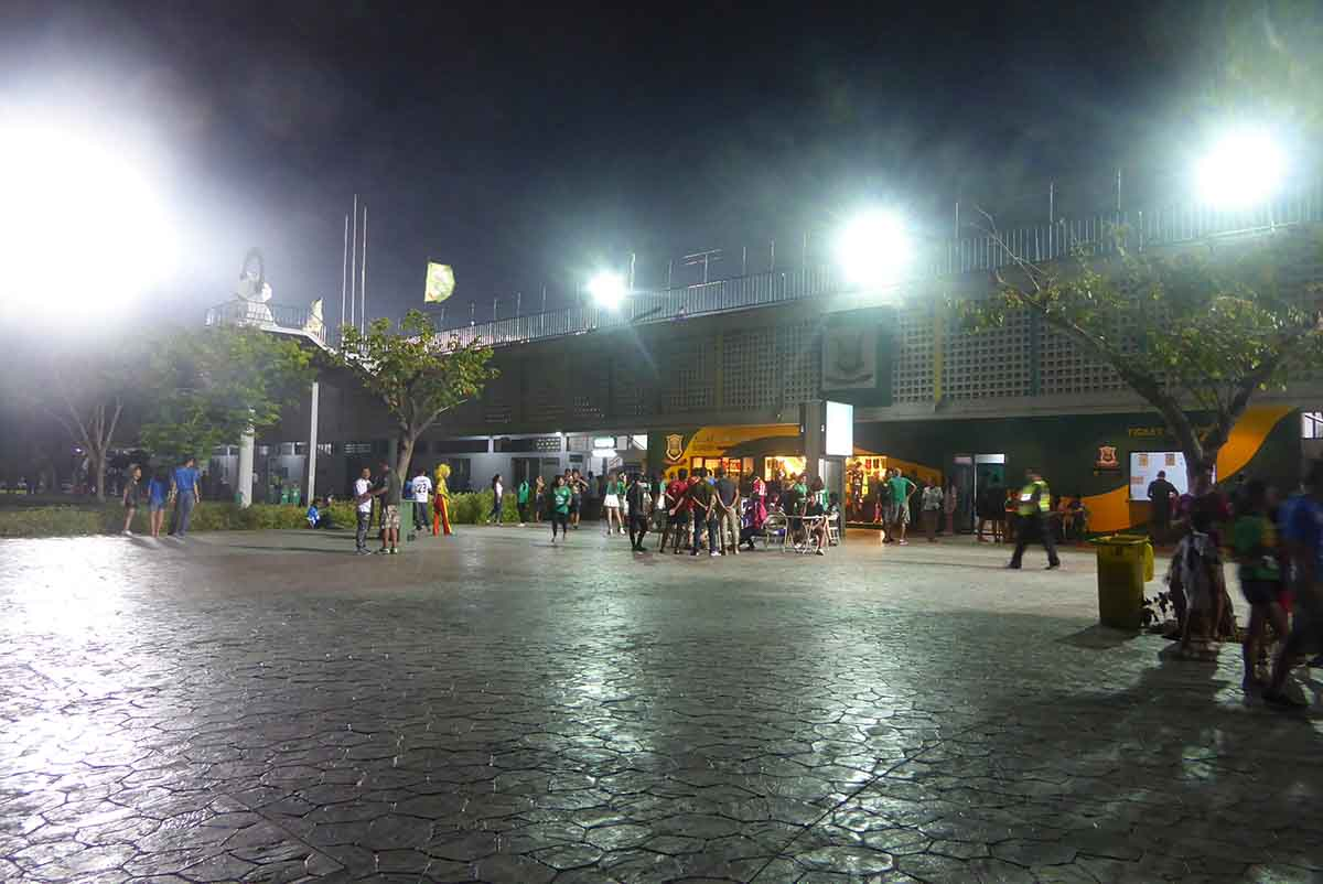 Football in Bangkok