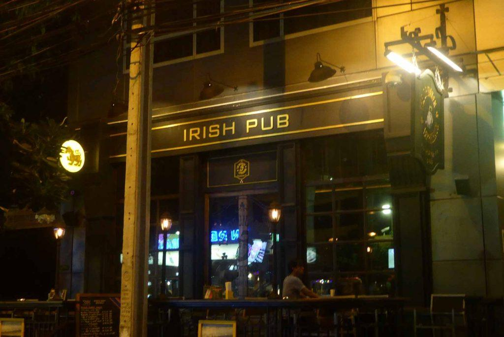 The Drunken Leprechaun Irish Pub in Bangkok