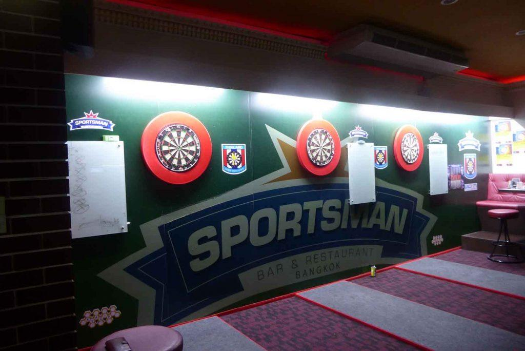 Sports Bar in Bangkok