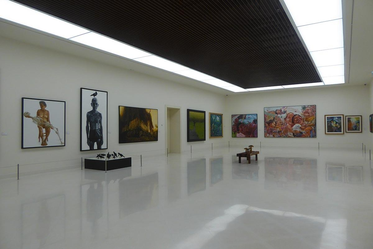 MOCA (Museum of Contemporary Art) in Bangkok