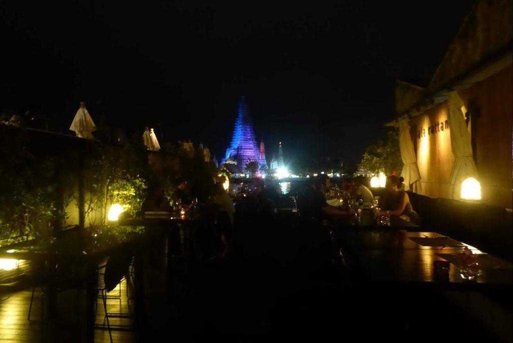 Sala Rattanakosin Restaurant in Bangkok