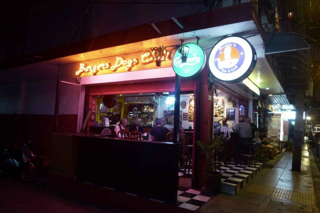 Buddy's Bar and Grill Bangkok