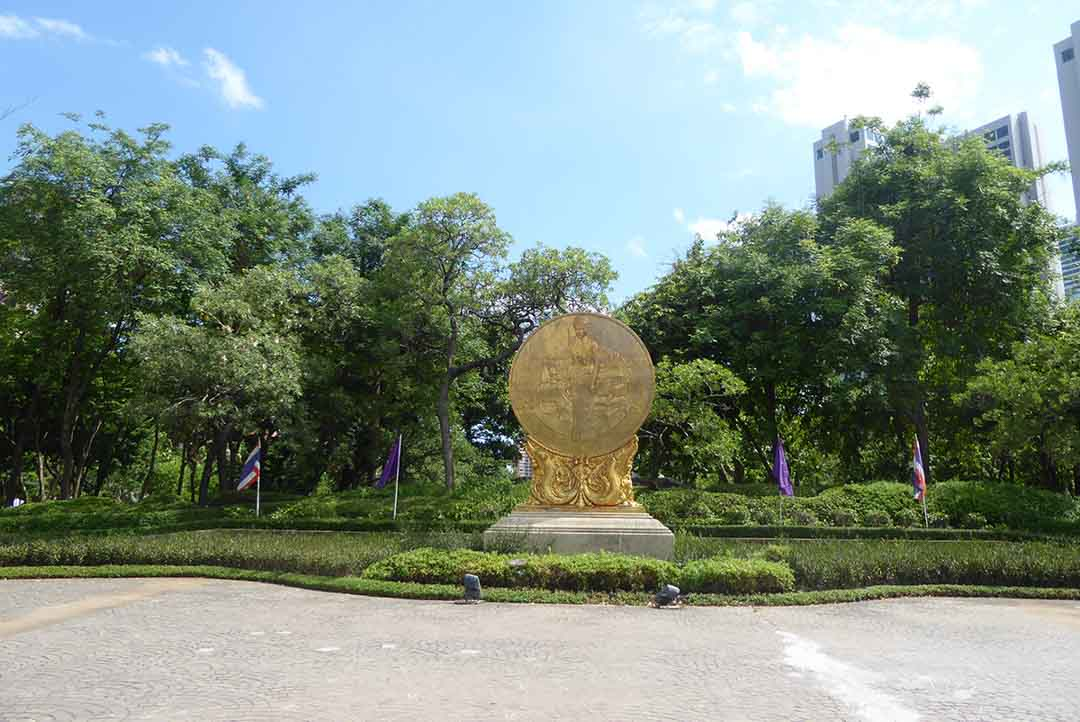 Outdoor Recreation Parks in Bangkok Benjasiri Park