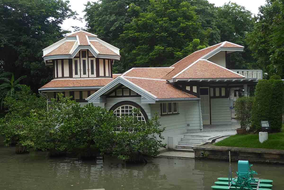 Phaya Thai Palace Bangkok. Royal Palaces in Bangkok.