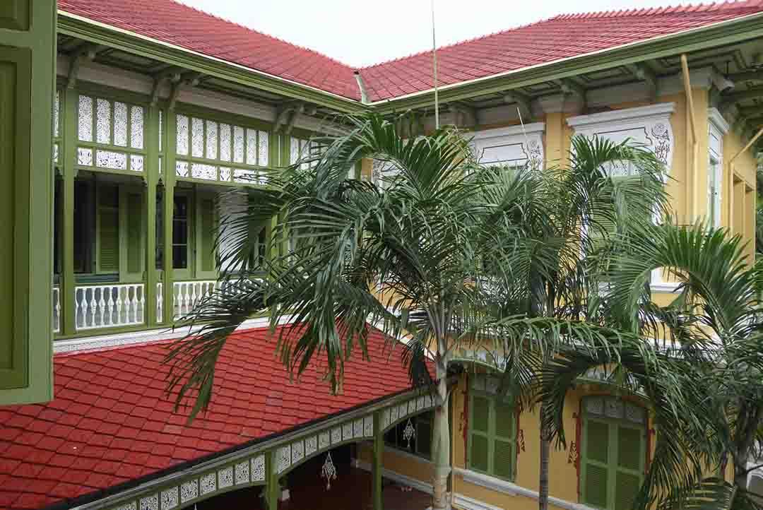P1140593 - Parutsakawan Palace – Chitralada Villa