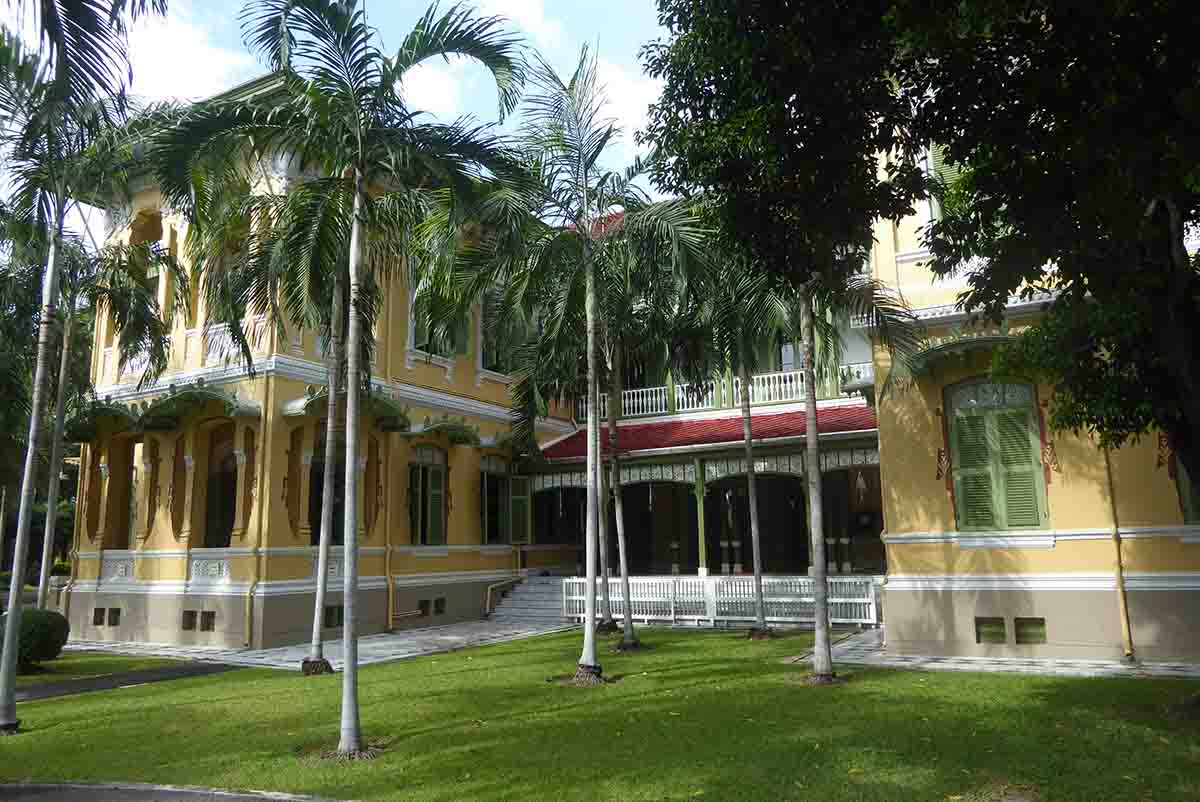 P1140599 - Parutsakawan Palace – Chitralada Villa