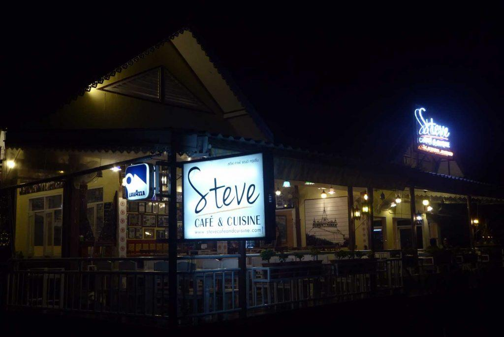 Steve Cafe and Cuisine in Bangkok