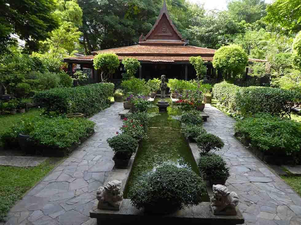 M.R. Kukrit's Heritage Home Bangkok. Things to do in Bangkok.