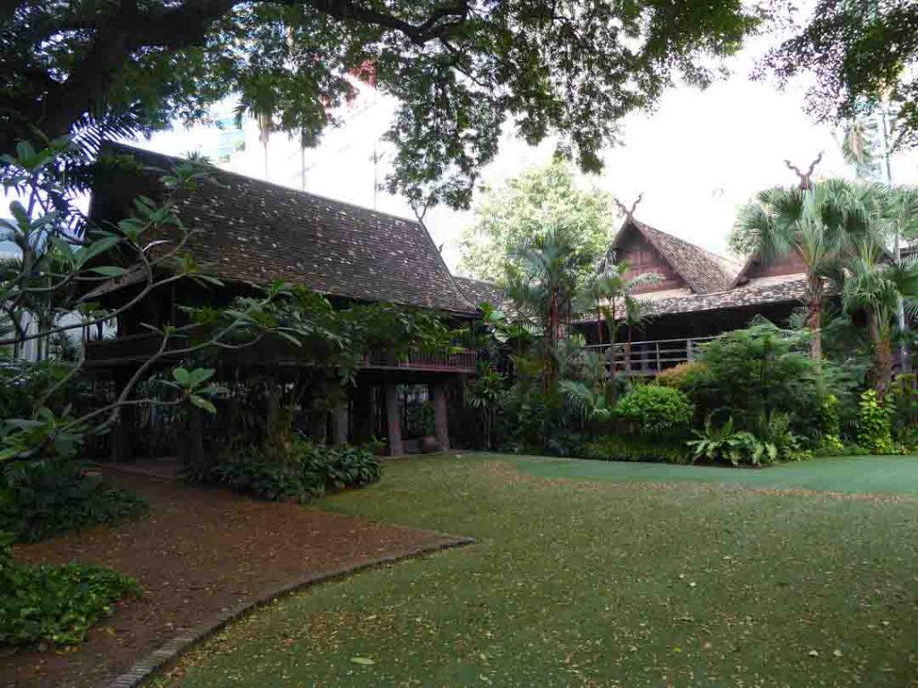 The Kamthieng House Museum Bangkok.