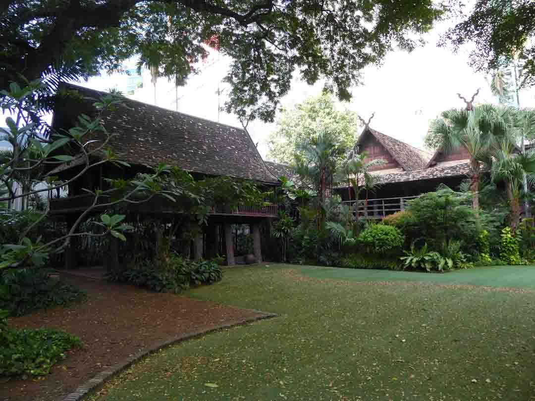 The Kamthieng House Museum Bangkok. Museums in Bangkok.