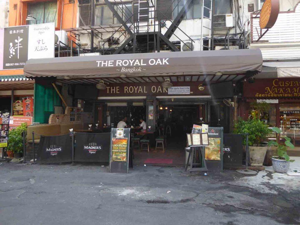 British Pubs in Bangkok