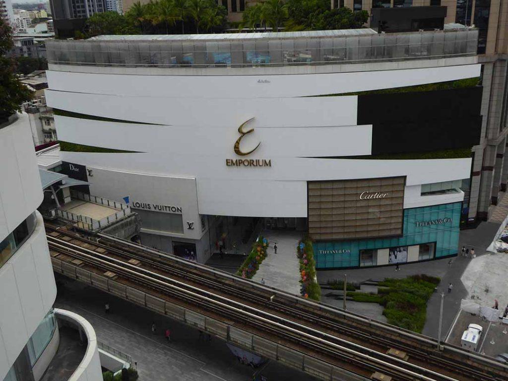 Shopping Malls A-Z Bangkok