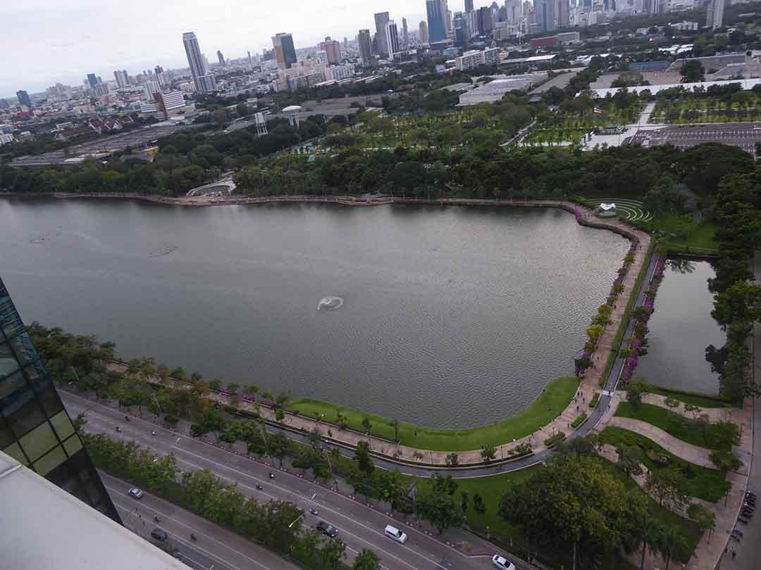 Outdoor Recreation Parks in Bangkok Benjakiti Park