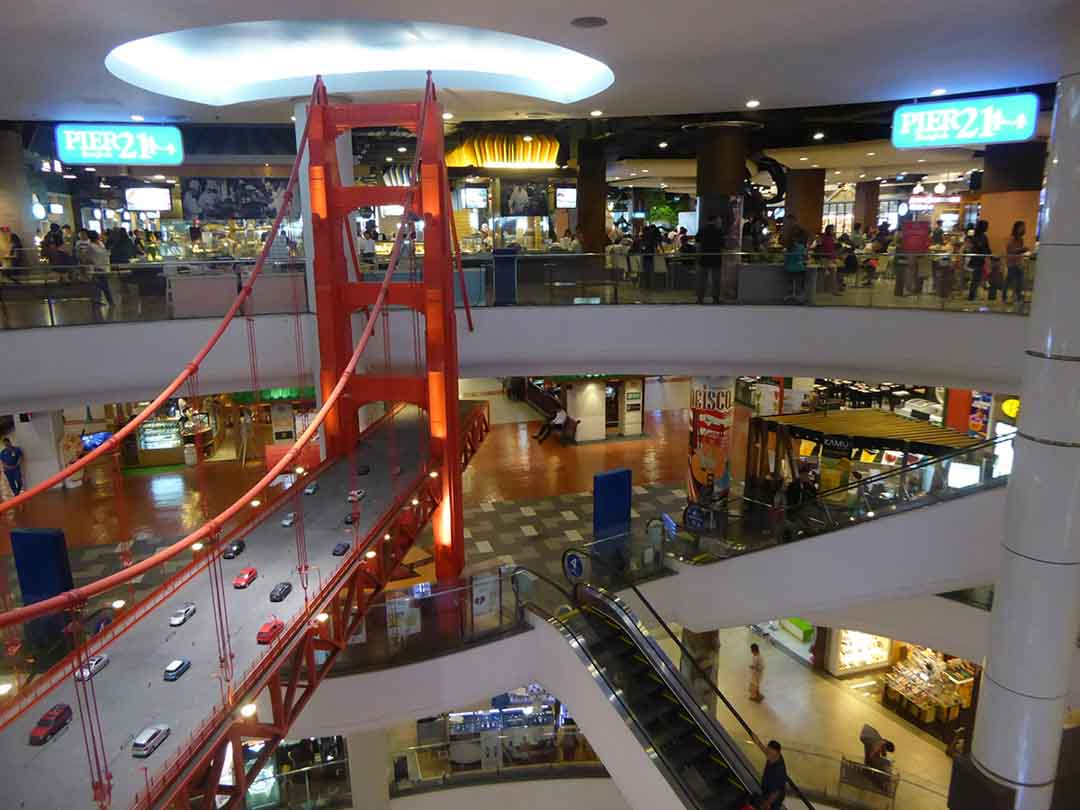 21e0c3d8408 Terminal 21 Shopping Mall in Bangkok