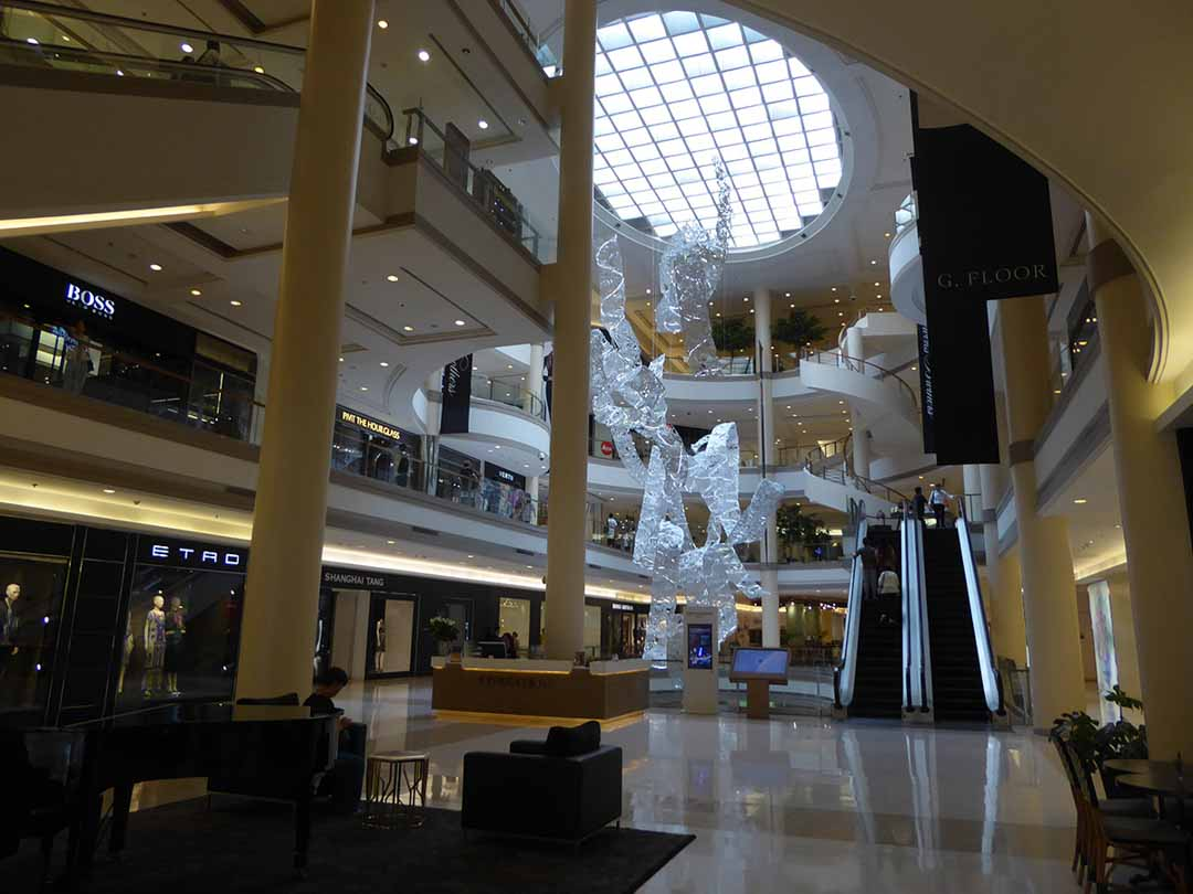 Shopping Malls in Bangkok Gaysorn Plaza Village
