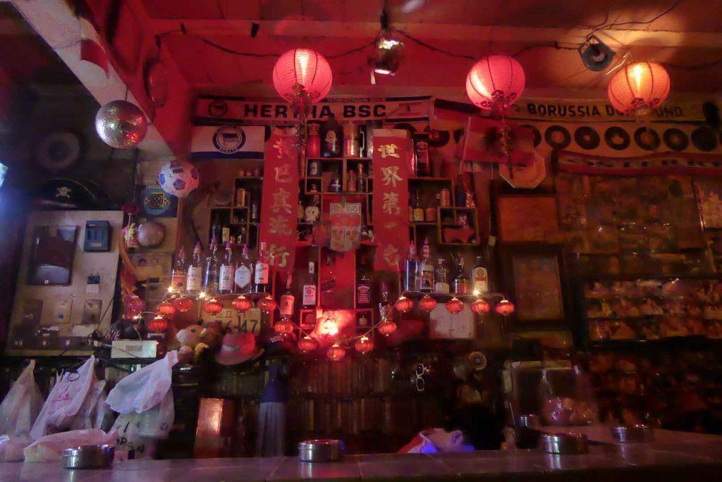 Dive bars in Bangkok
