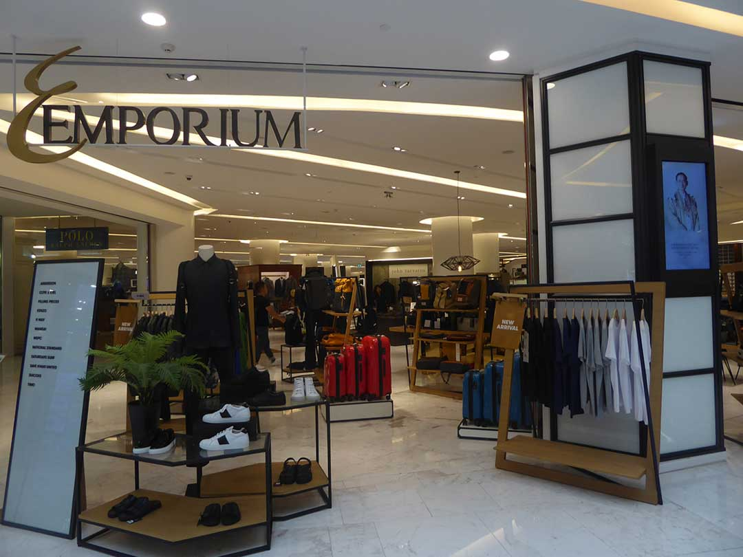 Shopping Malls in Bangkok Emporium