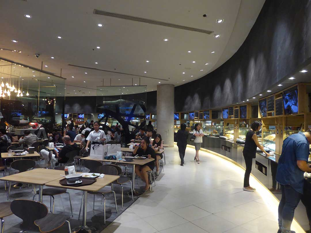 Siam Paragon Top Malls in Bangkok - Shopping in Bangkok