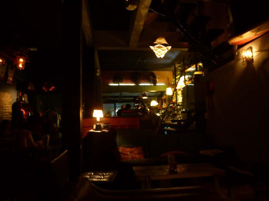 Shades of Retro Bar in Bangkok