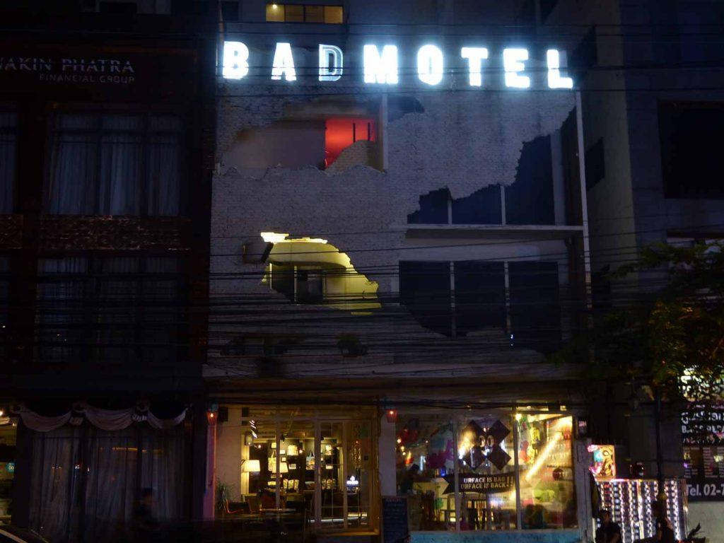 Bad Motel in Bangkok