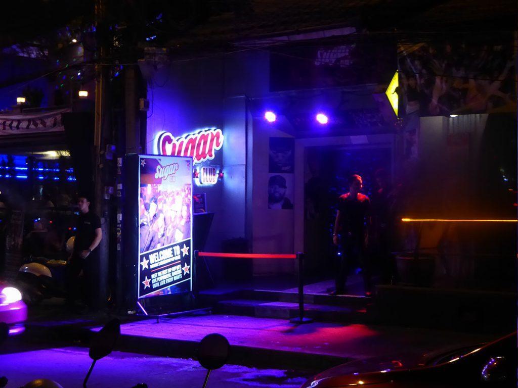 Sugar Club in Bangkok.