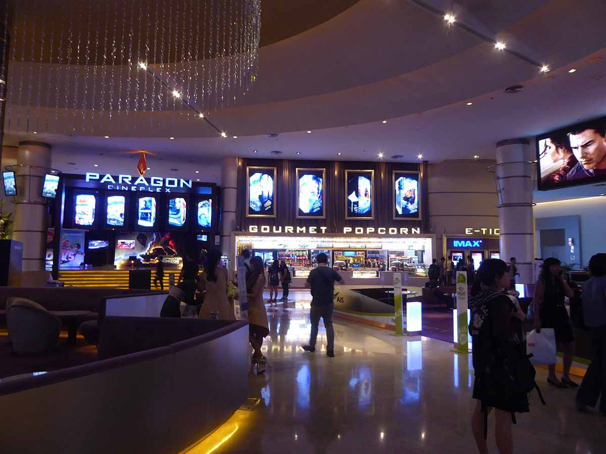 Cinemas in Bangkok - Multiplex